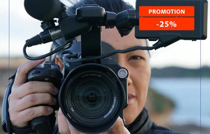 Sony PXW-FS5 Promotion Kit